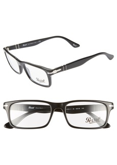 Persol 55mm Rectangle Optical Glasses