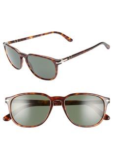 Persol 55mm Square Sunglasses