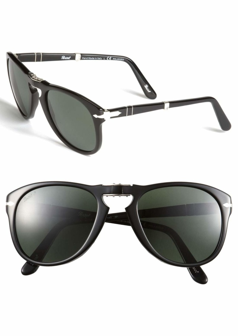daa20cca3d Persol Persol  714  57mm Folding Polarized Keyhole Sunglasses ...