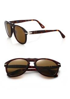 Persol Acetate Keyhole Sunglasses