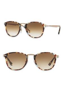 Persol Calligrapher 52MM Square Sunglasses