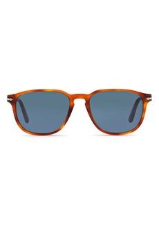 Persol Men's Galleria 900 Square Sunglasses, 55mm
