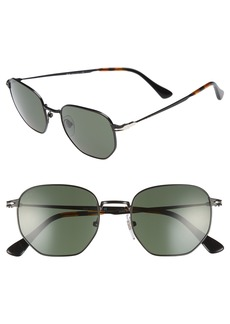 Persol Irregular 52mm Sunglasses