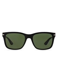 Persol Officina Square Sunglasses, 55mm