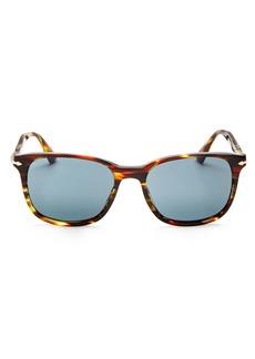 Persol Officina Square Sunglasses, 56mm