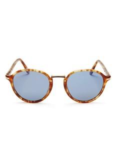 Persol Polarized Low Base Phantos Sunglasses, 51mm