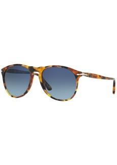 Persol Polarized Sunglasses, PO9649S 55
