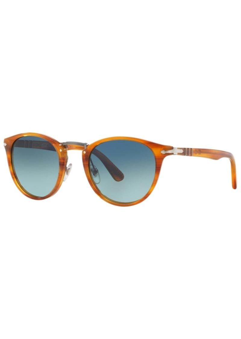 Persol Polarized Sunglasses, Persol PO3108S 49P