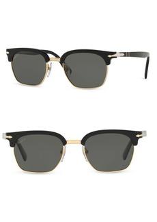 Persol PO3199S Black & Gold Sunglasses