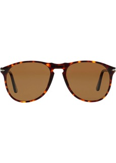 Persol Polarised aviator sunglasses
