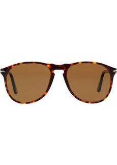 Persol Polarised aviator sunglasses