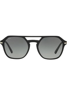 Persol square aviator sunglasses