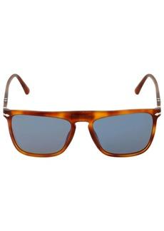 Persol Squared Acetate Sunglasses