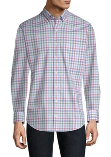 Peter Millar Crown Ease Arendale Check Shirt