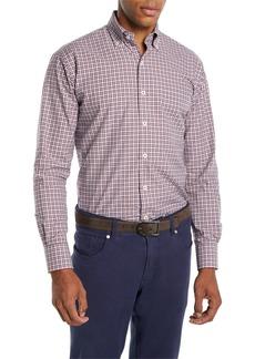 Peter Millar Men's Albertville Check Sport Shirt
