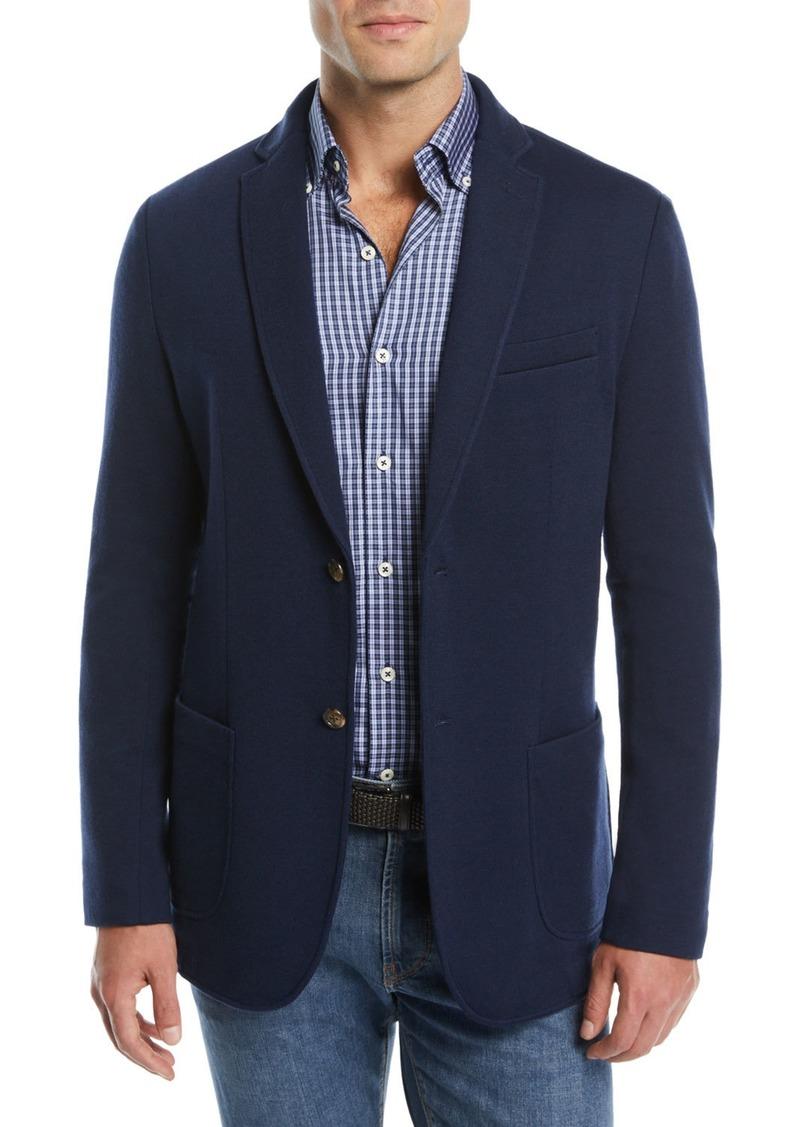 Peter Millar Men's Crown Comfort Two-Button Blazer