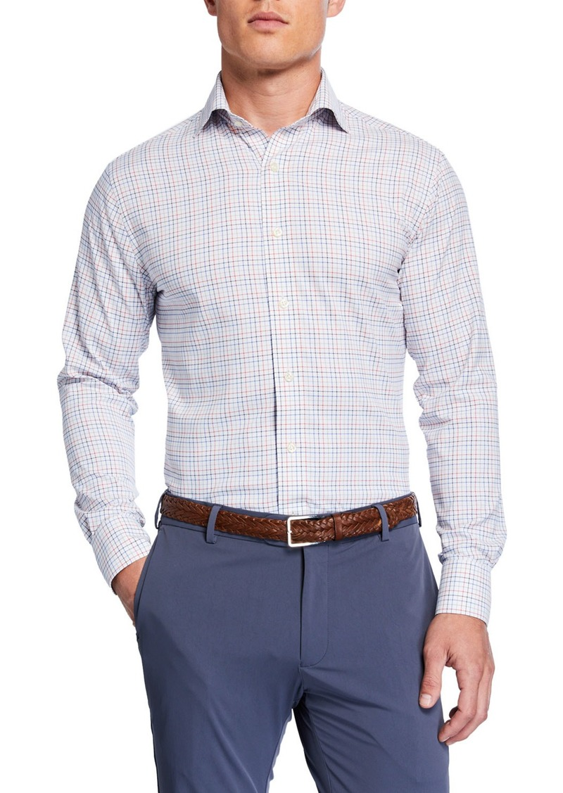 Peter Millar Men's Crown Crafted Sport Shirt