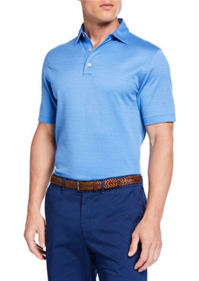 Peter Millar Men's Crown Ease Polo Shirt