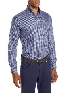 Peter Millar Men's Crown Soft Townlands Sport Shirt