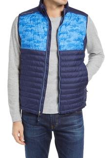 Men's Peter Millar Hyperlight Water Resistant Quilted Vest