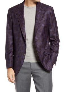 Men's Peter Millar Hyperlight Wool Sport Coat