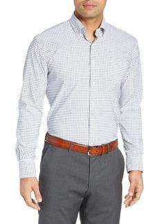 Peter Millar Captain Regular Fit Check Shirt