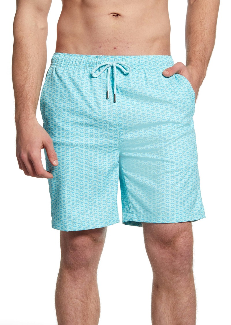 Peter Millar Carteret Crab Swim Trunks