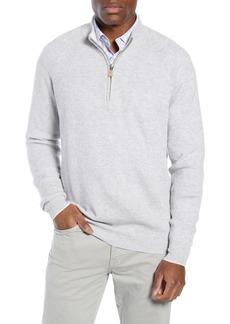 Peter Millar Classic Fit Cashmere & Linen Sweater