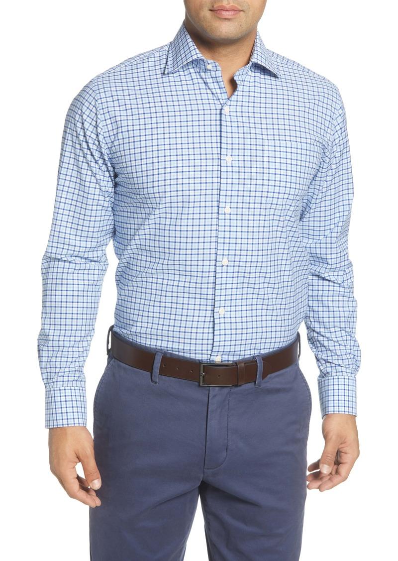 Peter Millar Claude Regular Fit Check Button-Up Shirt