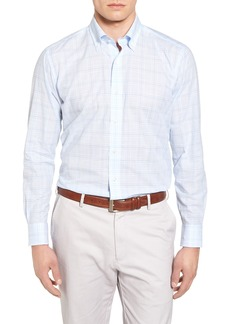 Peter Millar Collection Laguna Plaid Sport Shirt
