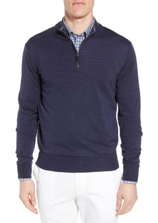 Peter Millar Collection Quarter Zip Pullover