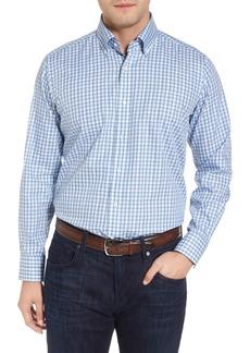 Peter Millar Collection Schooner Check Sport Shirt
