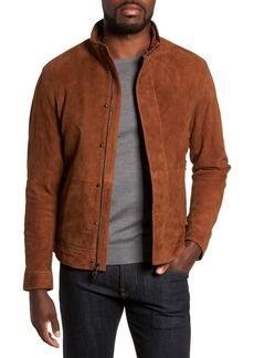 Peter Millar Collection Suede Blouson Jacket