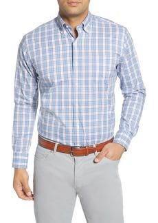 Peter Millar Crown Comfort Theodore Regular Fit Check Button-Down Shirt