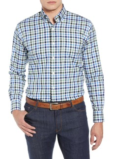 Peter Millar Crown Ease Arendale Check Sport Shirt