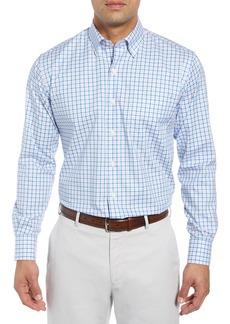 Peter Millar Crown Ease Marketplace Regular Fit Check Sport Shirt