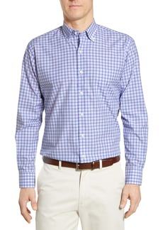 Peter Millar Crown Regular Fit Check Shirt
