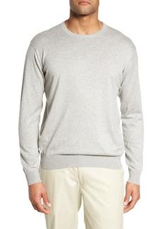 Peter Millar Crown Soft Cotton & Silk Sweater
