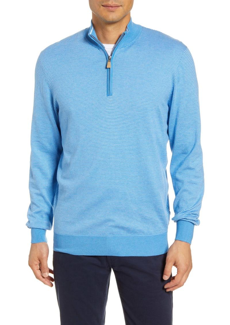 Peter Millar Crown Soft Quarter Zip Pullover