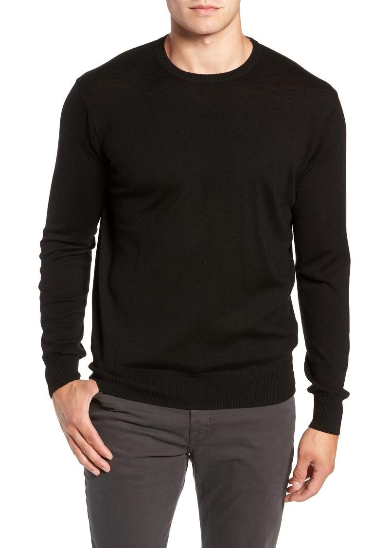 Peter Millar Crown Wool & Silk Sweater