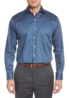 Peter Millar Dark & Stormy Regular Fit Sport Shirt