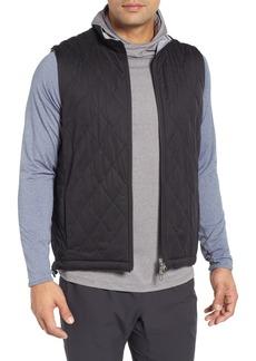 Peter Millar Deuce Regular Fit Reversible Quilted Vest
