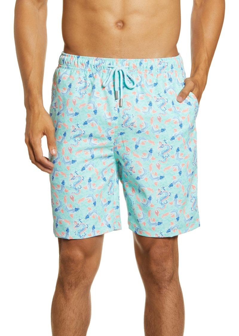 Peter Millar Dragonfish Swim Trunks