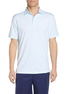 Peter Millar Halford Stripe Stretch Jersey Polo