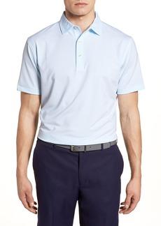Peter Millar Halford Stripe Stretch Jersey Polo