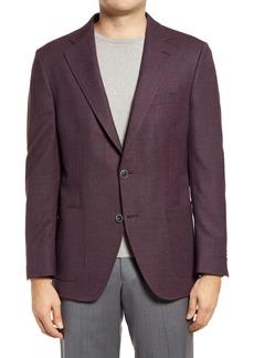 Peter Millar Hyperlight Regular Fit Stretch Wool Sport Coat