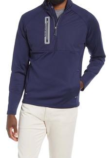 Peter Millar Hyperlight Weld Hybrid Half Zip Pullover