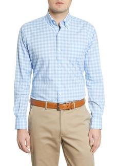 Peter Millar Judson Check Button-Down Shirt