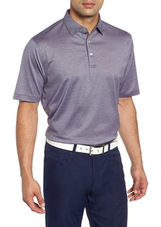 Peter Millar Latimer Classic Fit Stripe Golf Polo