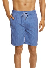 Peter Millar Low Tide Lattice Swim Trunks